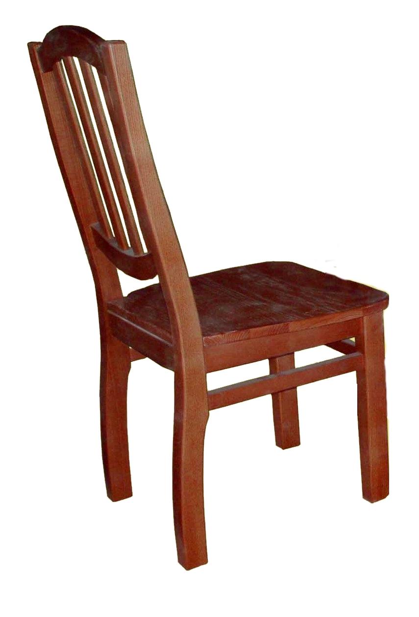 Деревянный стул с высокой спинкой своими руками
